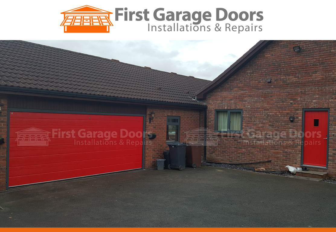 First garage doors news we can also fit composite front doors to match the colour of your garage door rubansaba
